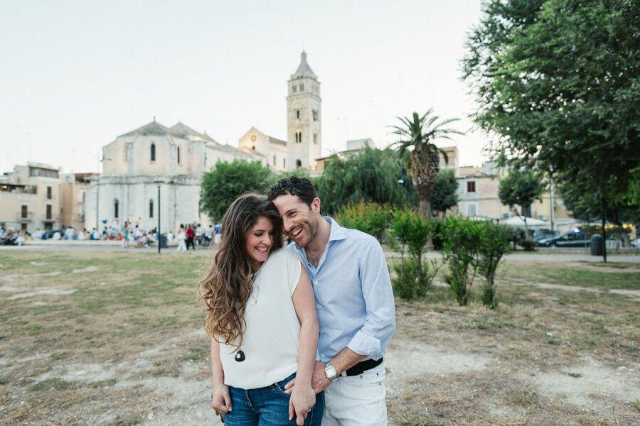 Engagement in Italy Fabiana e Roberto 13