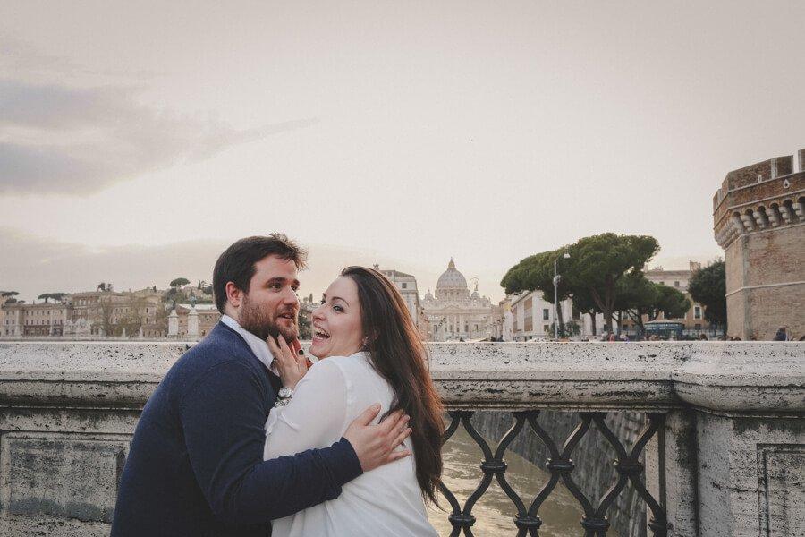 Engagement Roma 11