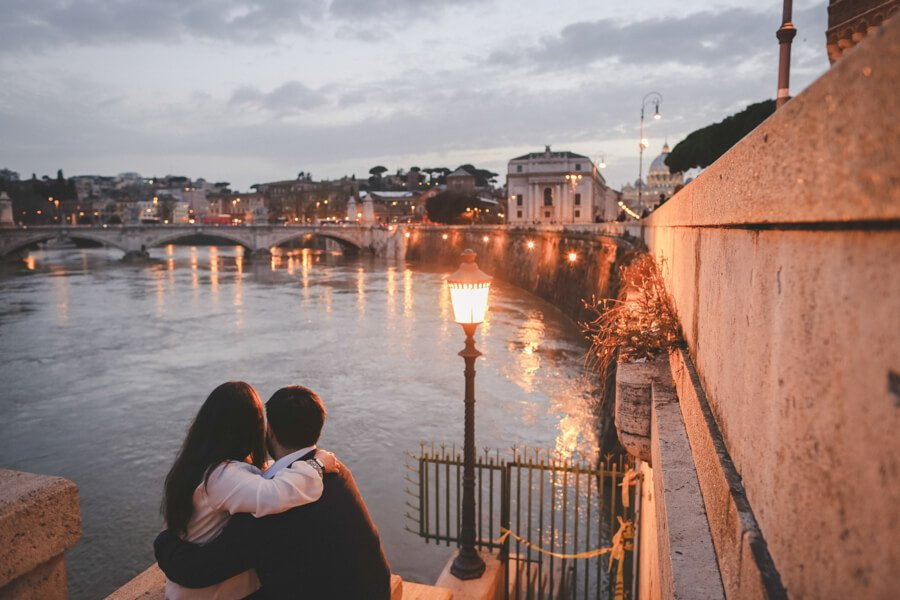 Engagement Roma 15