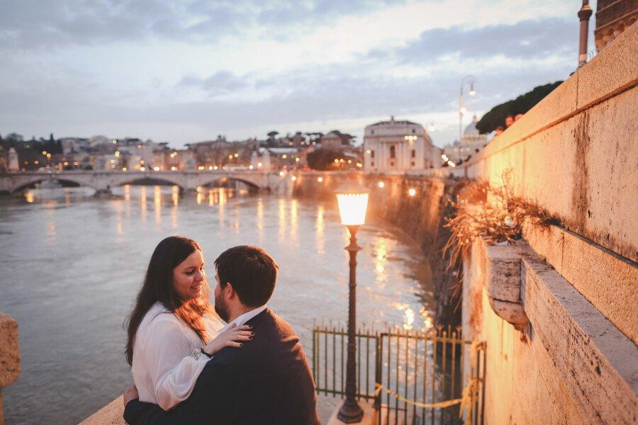 Engagement Roma 16