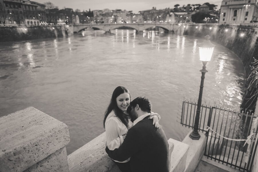 Engagement Roma 17