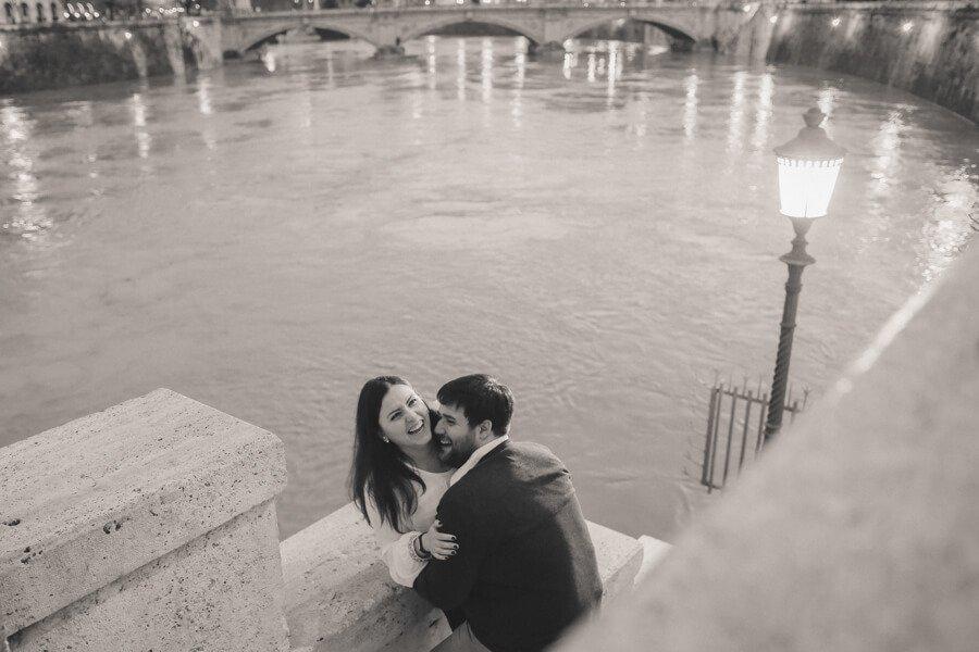 Engagement Roma 18