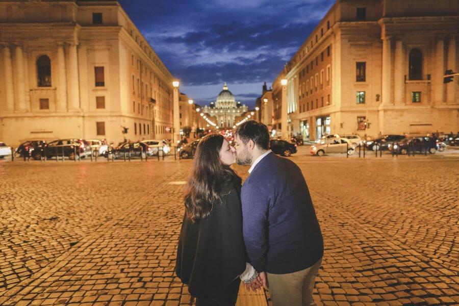 Engagement Roma 20
