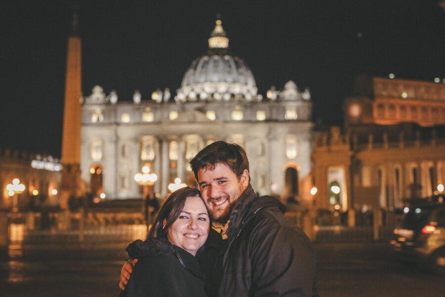 Engagement Roma 24