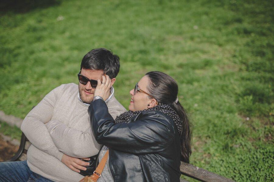 Engagement Roma 25