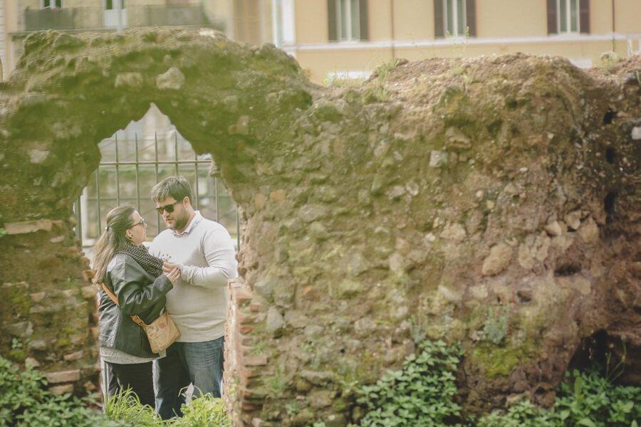Engagement Roma 28