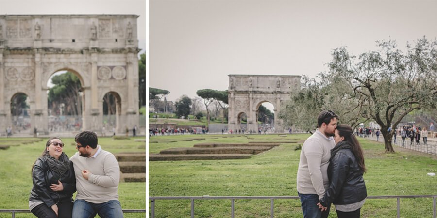 Engagement Roma 35