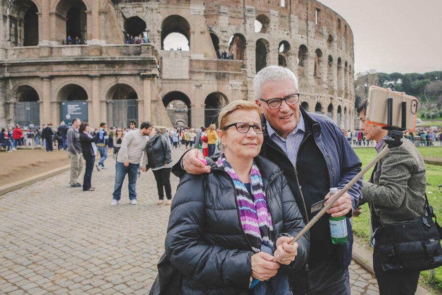 Engagement Roma 36