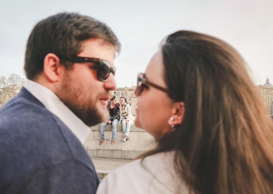 Engagement Roma 5
