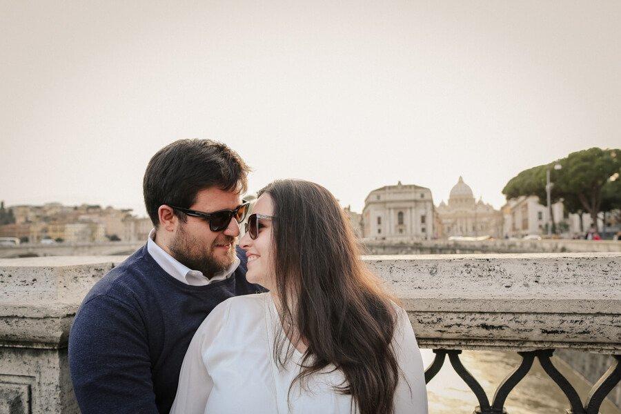 Engagement Roma 6