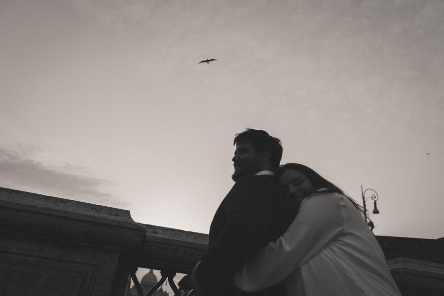 Engagement Roma 8