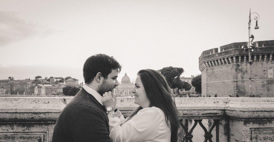 Engagement Roma 9